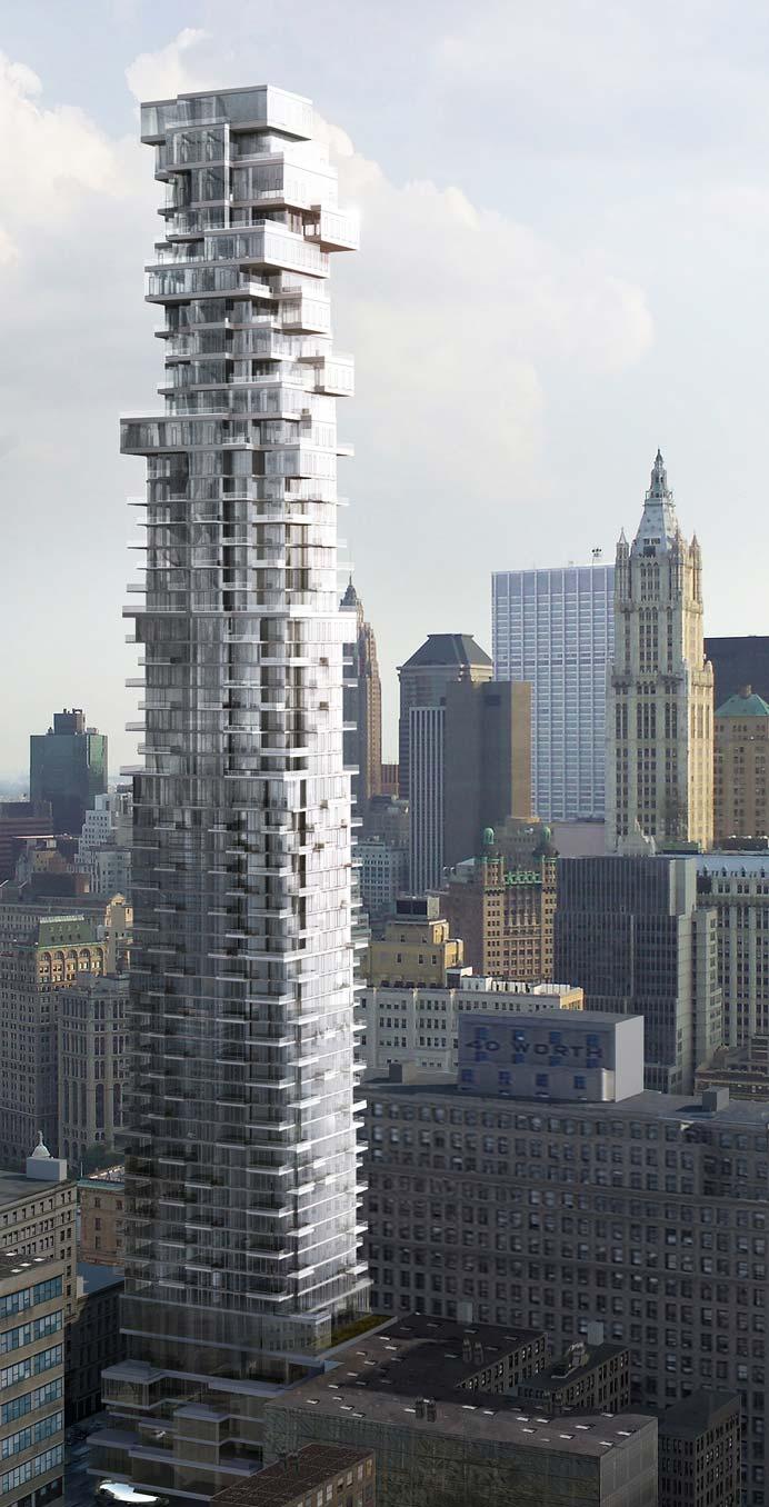 56 Leonard Tower in TriBeCa