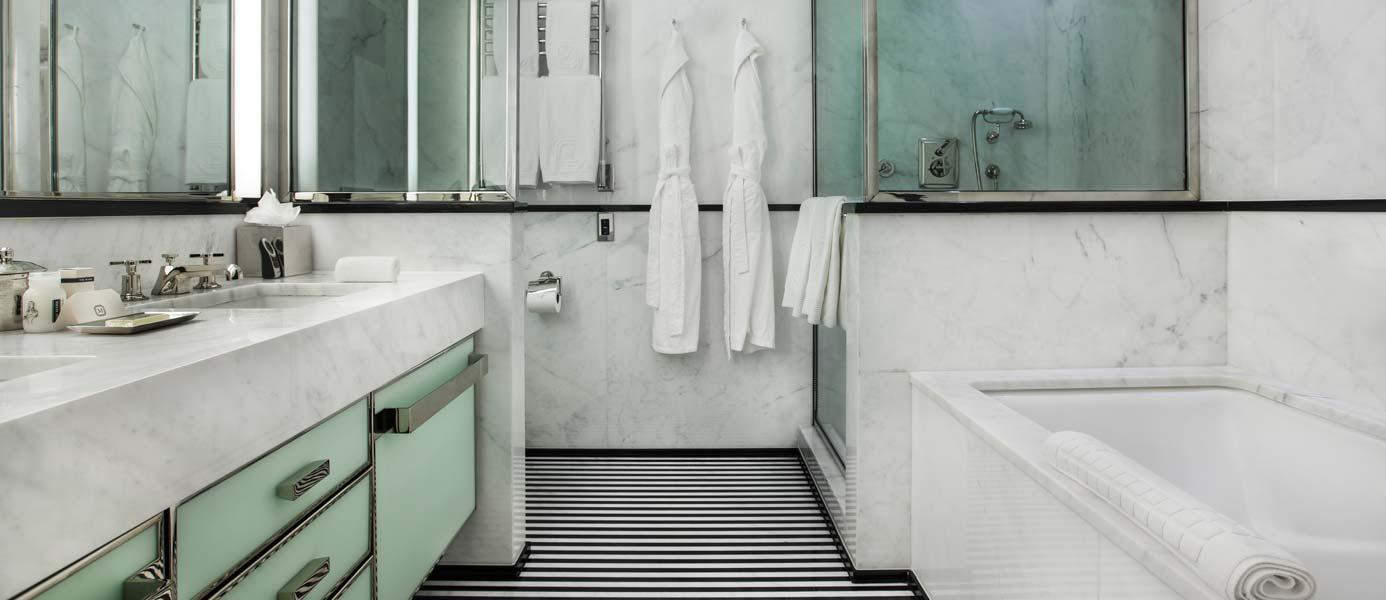 Seventy-seven Junior Suite Master Bathroom